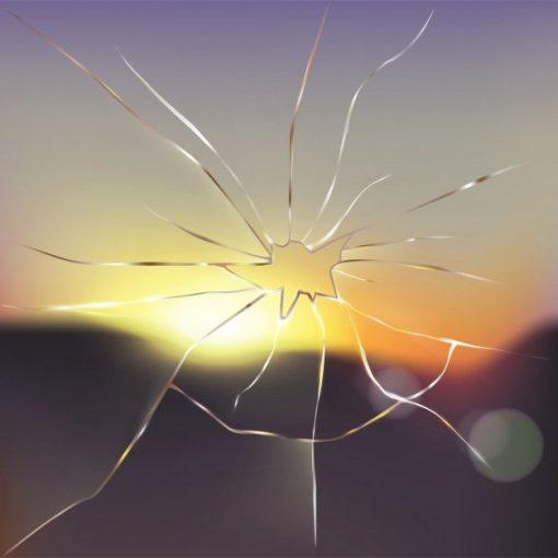 rotura cristal